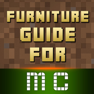 Free Furniture For Minecraft PE (Pocket Edition) - Furniture for MC and MCPE Books app