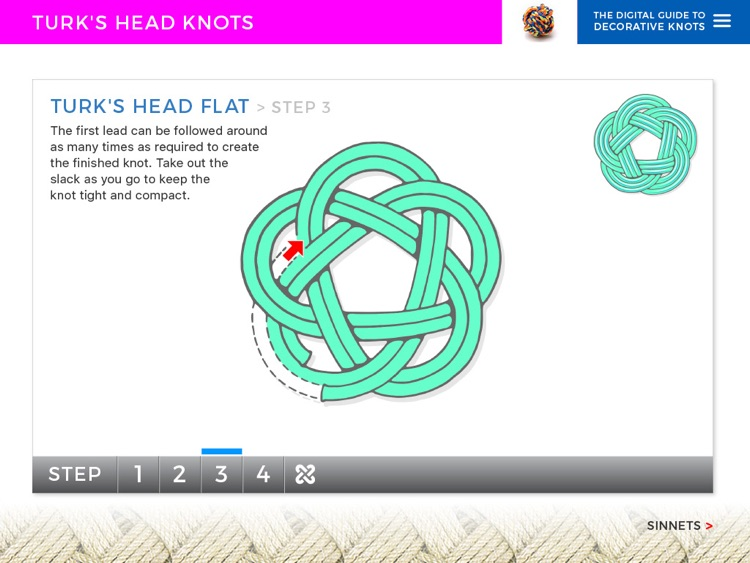The Digital Guide to Decorative Knots screenshot-3