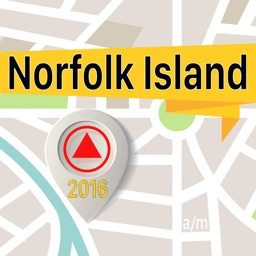 Norfolk Island Offline Map Navigator and Guide