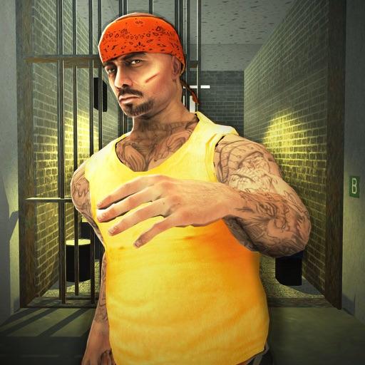 Тюрьма-брейк преступности Prison Escape 3D - Real Убийцу & Уголовный Breakout Simulator.