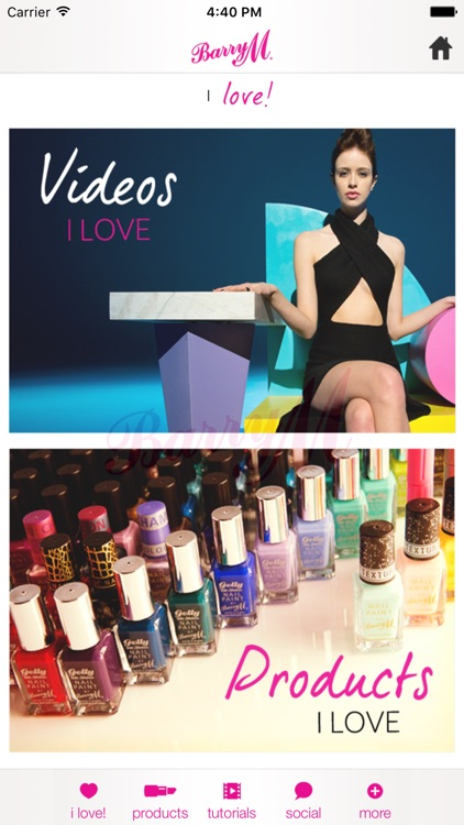 Barry M Lookz – Nail and Make Up Video Tutorials screenshot-4