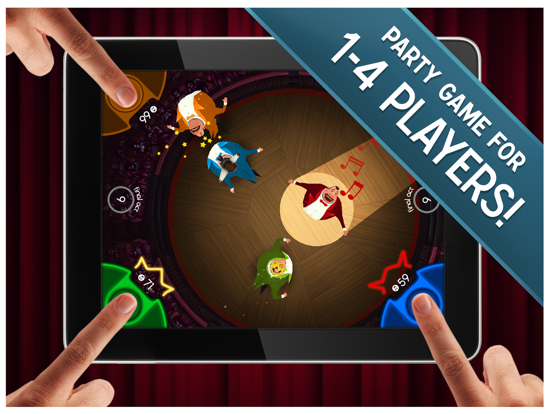 Screenshots of King of Opera - Multiplayer Party Game! for iPad