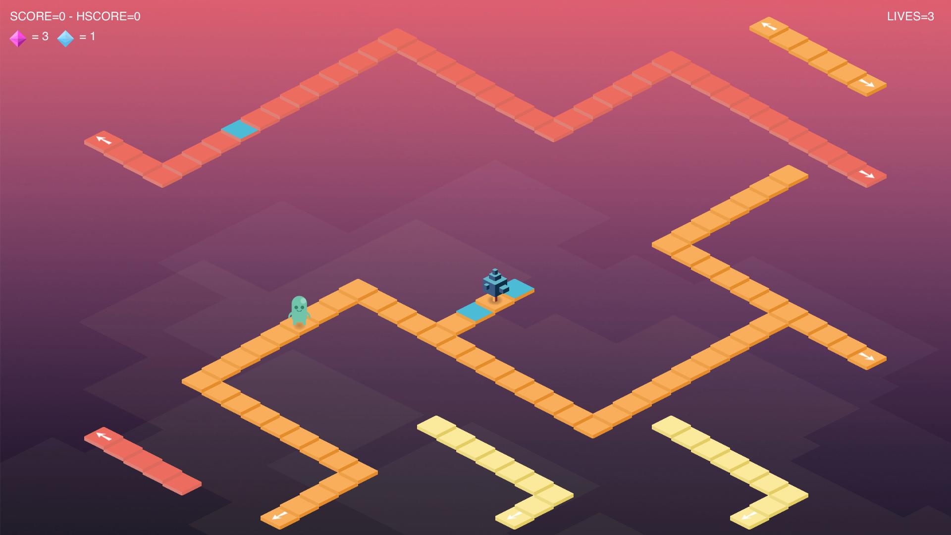 Mine Miner - Hunt the Diamonds! screenshot 5