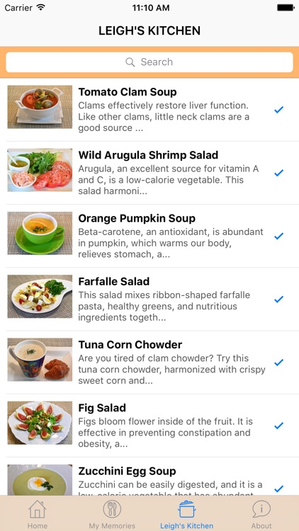 Kitchen Angel - Salad & Soup Recipe Collection