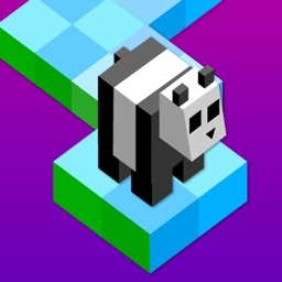 SkyPath - Cloud Runner Cube Puzzle