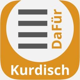 DaFür Kurdisch-Deutsch Wortschatztrainer