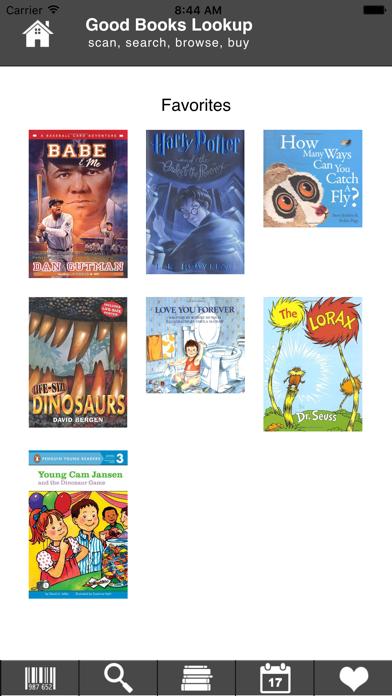 Good Books Lookup screenshot four