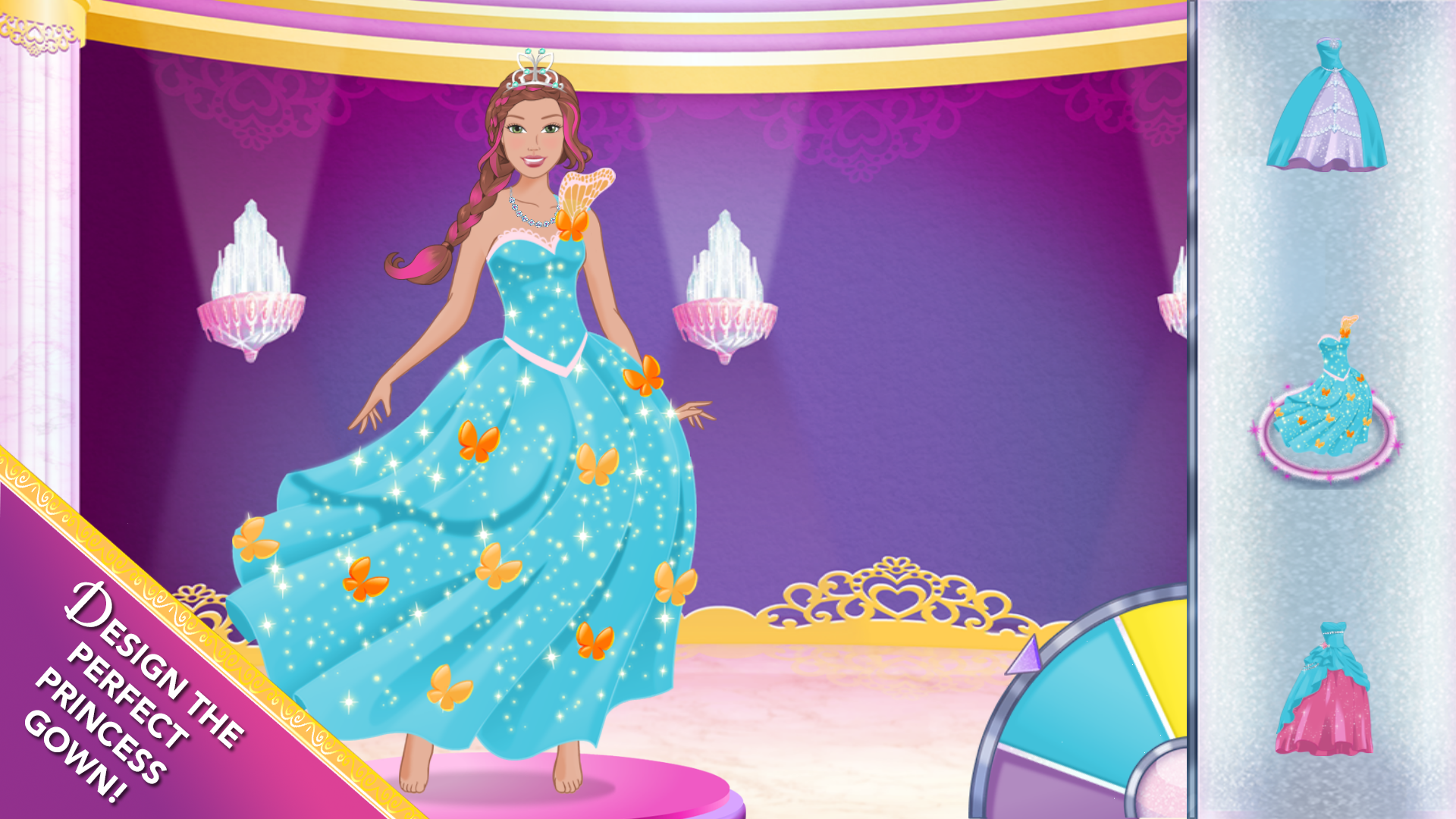 Barbie Magical Fashion screenshot 13