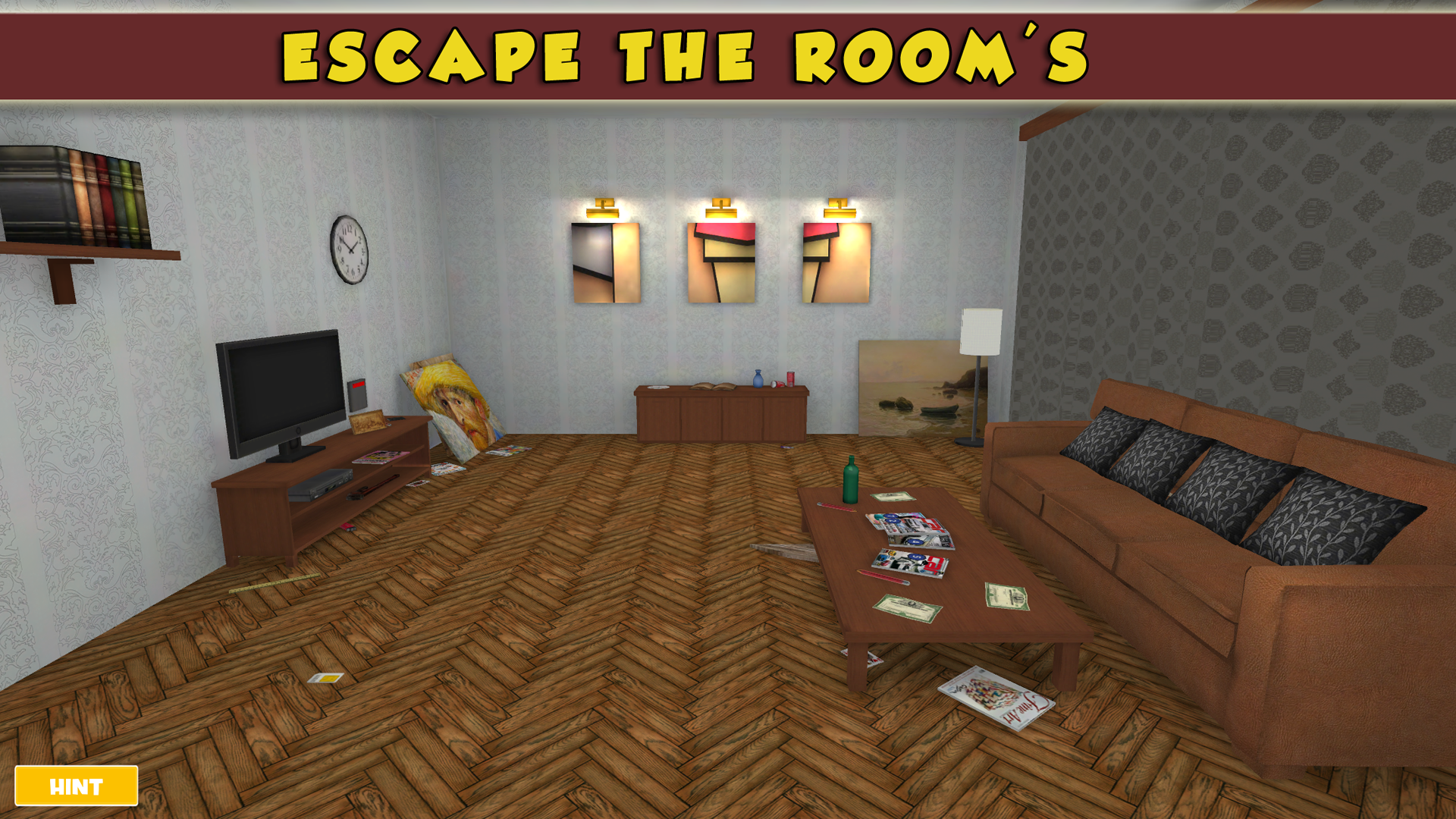 Can you escape 3D screenshot 11