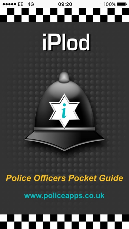 iPlod - Police Pocket Guide screenshot-0