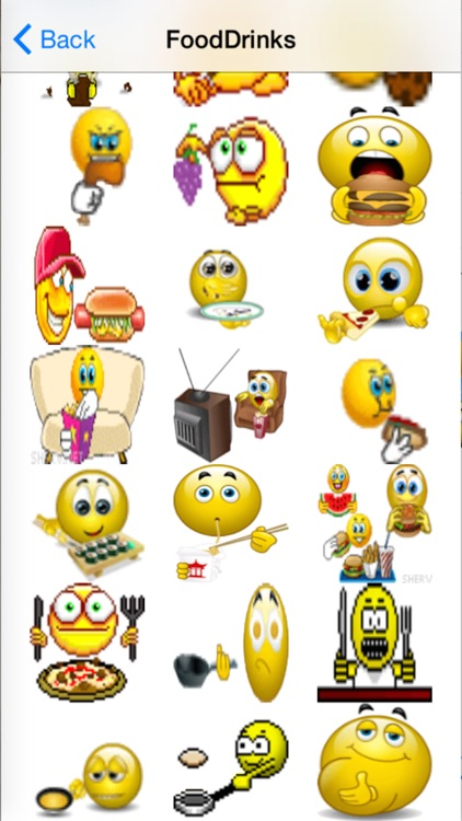 Animated Emojis Pro -  3D Emojis Animoticons Animated Emoticons screenshot-4