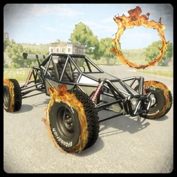 Buggy Racing Stunt : Free City & Offroad Drive