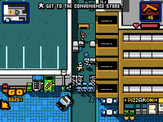 Screenshot #5 for Retro City Rampage DX