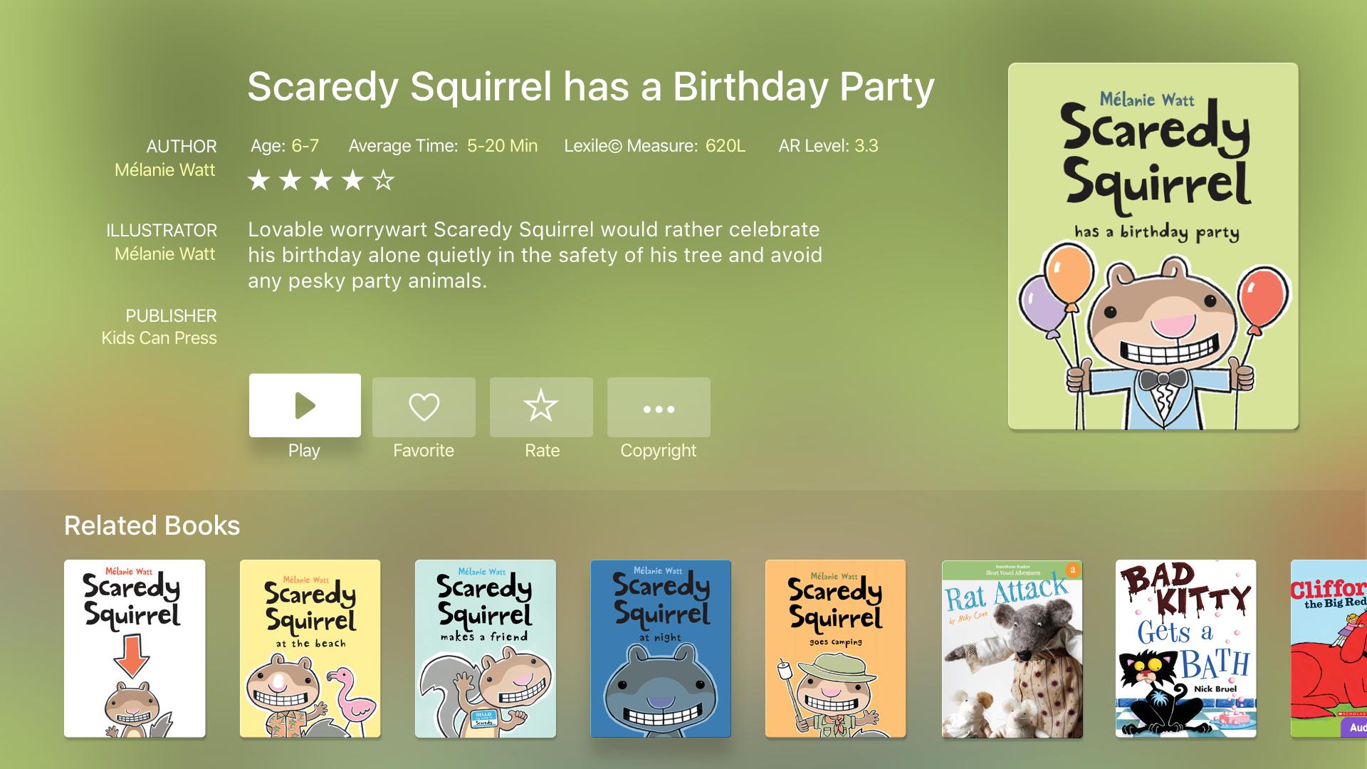 Epic - Kids' Books & Reading screenshot 12