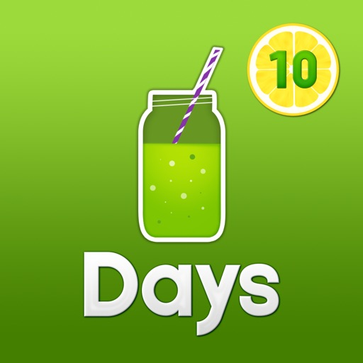 10-Day Detox - Healthy 10lbs weight loss in 10 days and complete cleansing and recovery of your body!