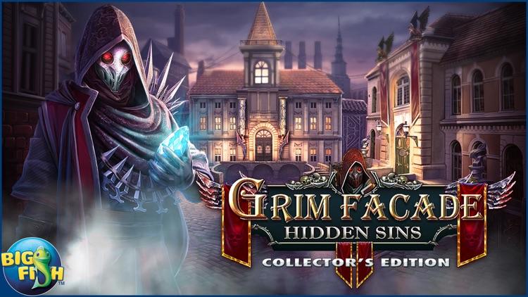 Grim Facade: Hidden Sins - A Hidden Object Mystery screenshot-4