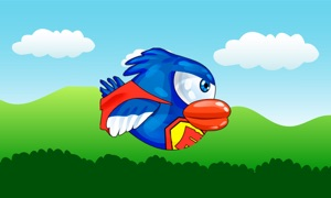 The Impossible Flappy Game - Original Spinki Bird