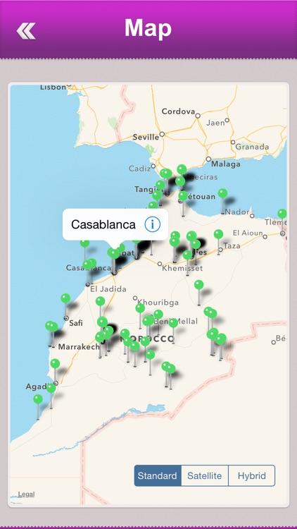 Morocco Tourist Guide screenshot-3