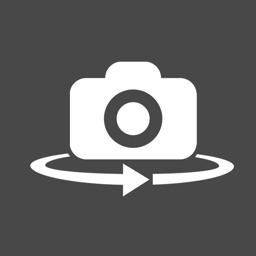 360° Camera - shoot and save 360 degree photos