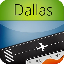 Dallas Fort Worth Airport (DFW) Flight Tracker Radar