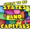 USA States and Capitals Puzzle is for all ages, even early non-reading children that makes it fun to learn all 50 states and their capitals