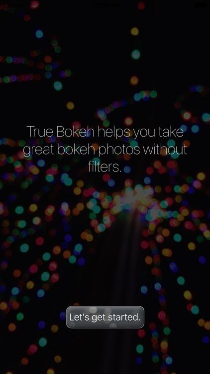 True Bokeh screenshot-3