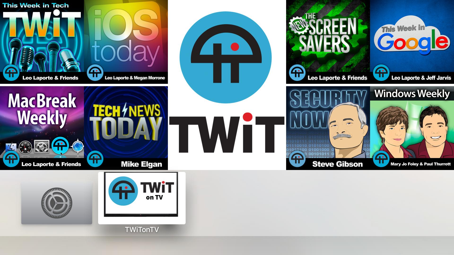 TWiT on TV screenshot 1