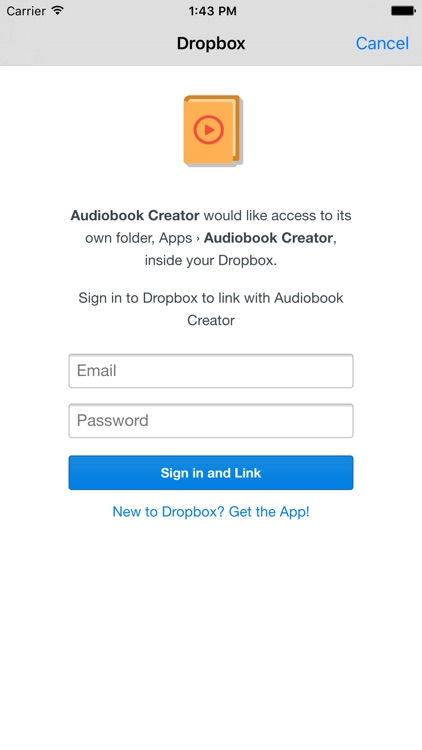 Ebook Listener - Audiobook Creator