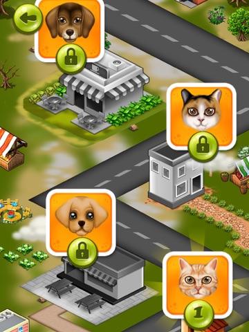 мыть и лечить домашних животных : помочь кошек и щенков ! для iPad