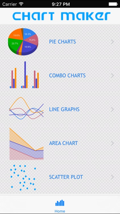 Chart Maker App screenshot-2