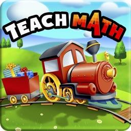 Kids Math Train