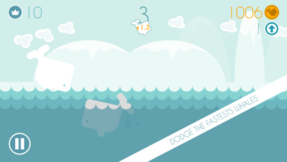 Speedy Whales screenshot two