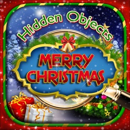 Merry Christmas Holiday - Hidden Object Spot and Find Objects Differences