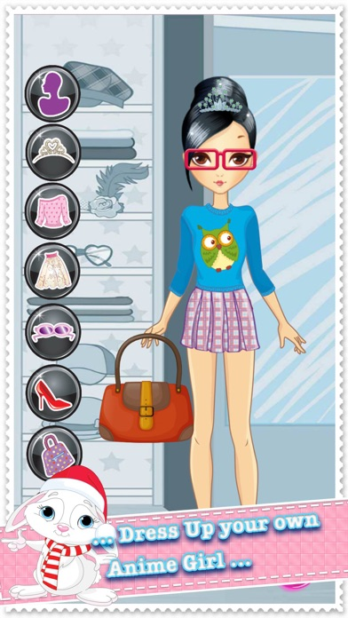 Pretty Girl Celebrity Dress Up Games - The Make Up Fairy Tale Princess For Girls Screenshot on iOS