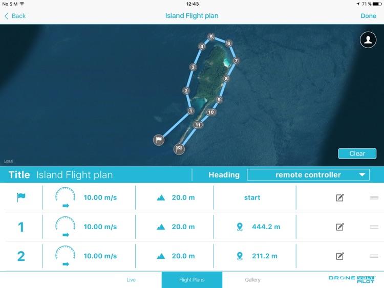 Drone Volt Pilot for DJI Mavic Phantom and Inspire screenshot-3