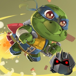 Super Turtle Jetpack Runner