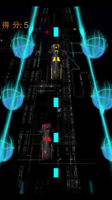 急速摩托 - 经典游戏,一路向前冲