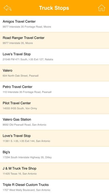 Weigh Stations USA and Canada screenshot-4