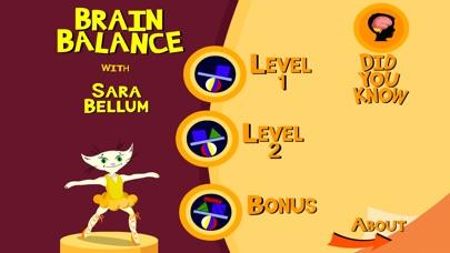 BrainBalance With SaraBellum screenshot one