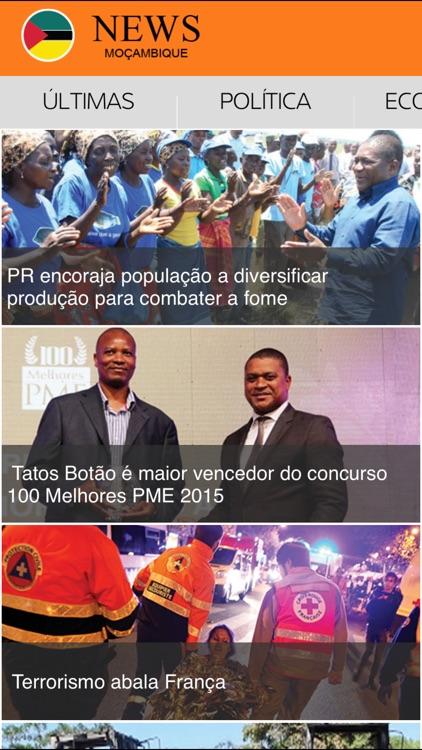 Moçambique Notícias