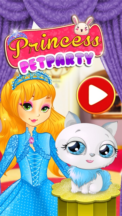 Princess Pet Party