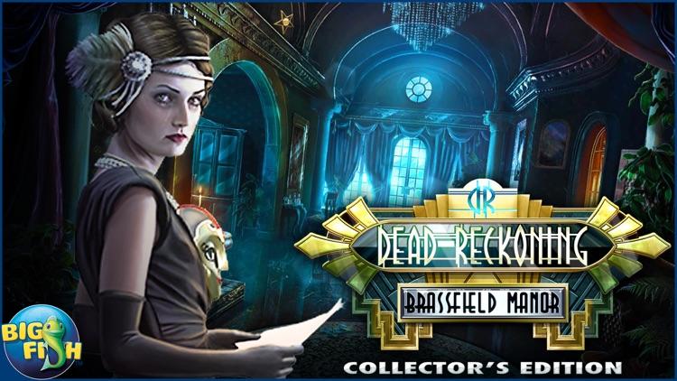 Dead Reckoning: Brassfield Manor - A Mystery Hidden Object Game screenshot-4