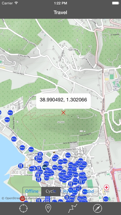 IBIZA – GPS Travel Map Offline Navigator screenshot-3