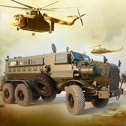 Military Arms Truck Parking