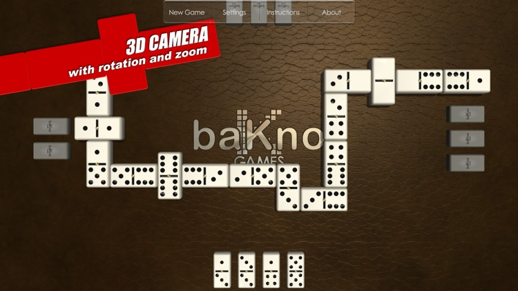 Domino HD screenshot-2