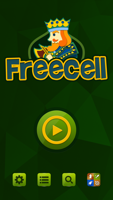 .FreeCell screenshot one