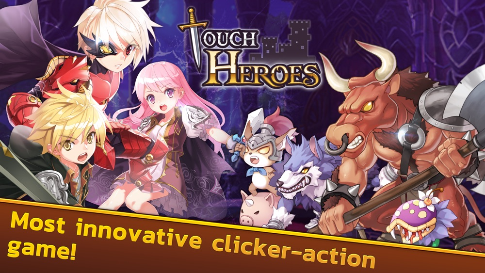 Touch Heroes: Soul Crash Cheat Codes