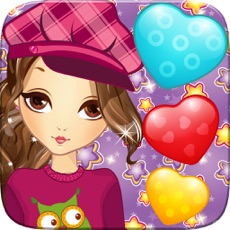 Activities of Heart Star Book of Life Sweet Game 3 Match