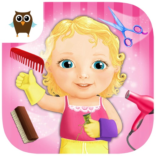 Sweet Baby Girl Beauty Salon 2 - No Ads