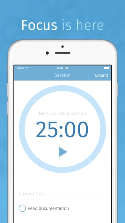 Focus - Productivity Timer screenshot-0